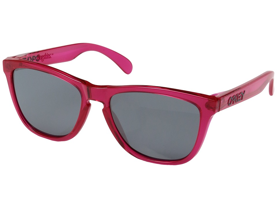 Oakley - MPH Frogskins (Acid Pink/Black Iridium) Sport Sunglasses