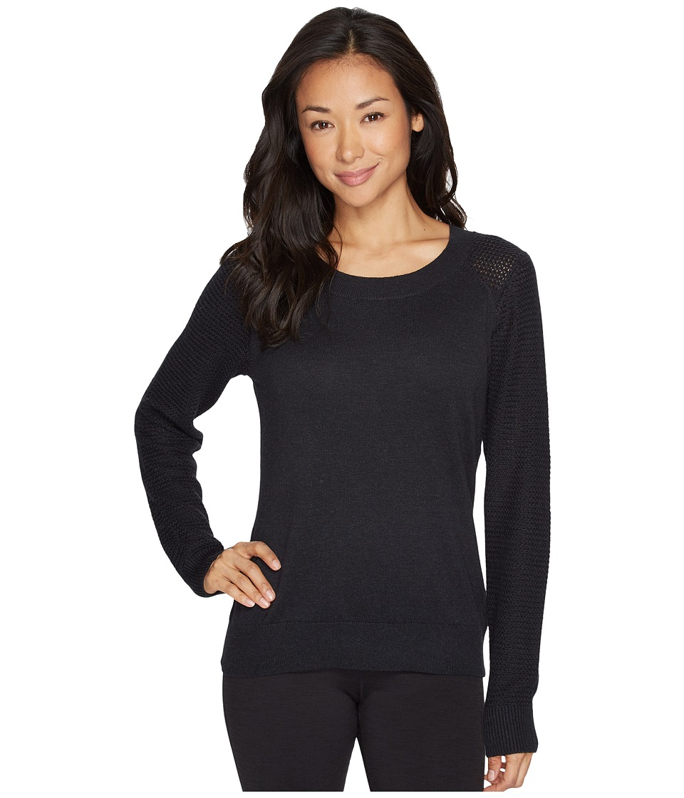 Lole Mona Sweater (Black Heather) Women