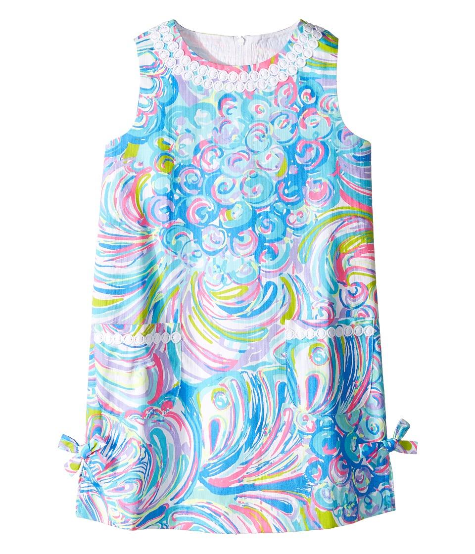 Lilly Pulitzer Kids - Little Lilly Classic Shift (Toddler/Little Kids/Big Kids) (Multi Gillty Pleasure) Girl's Dress