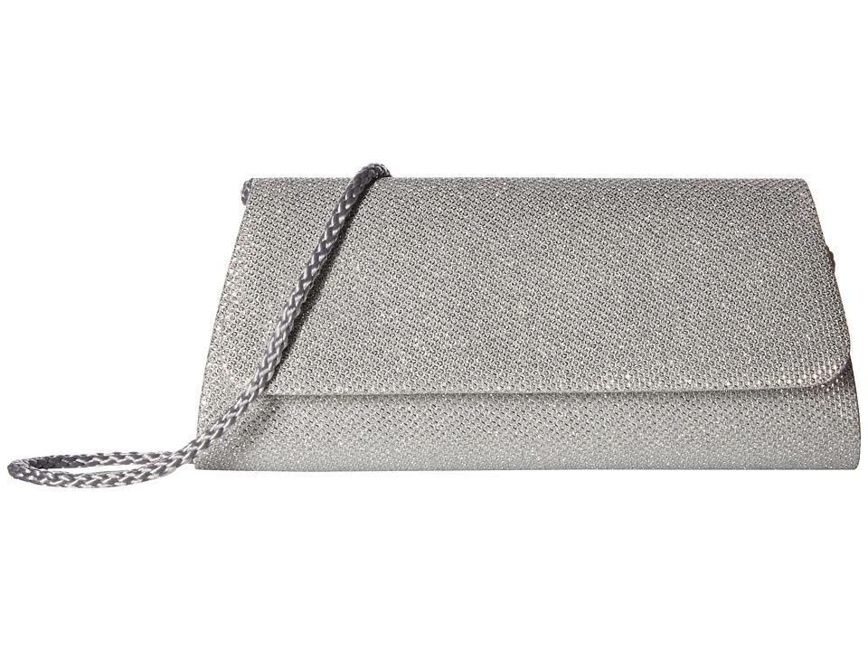 Touch Ups - Alex (Silver Glitter) Handbags