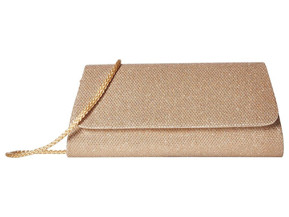 Touch Ups - Alex (Champagne Glitter) Handbags