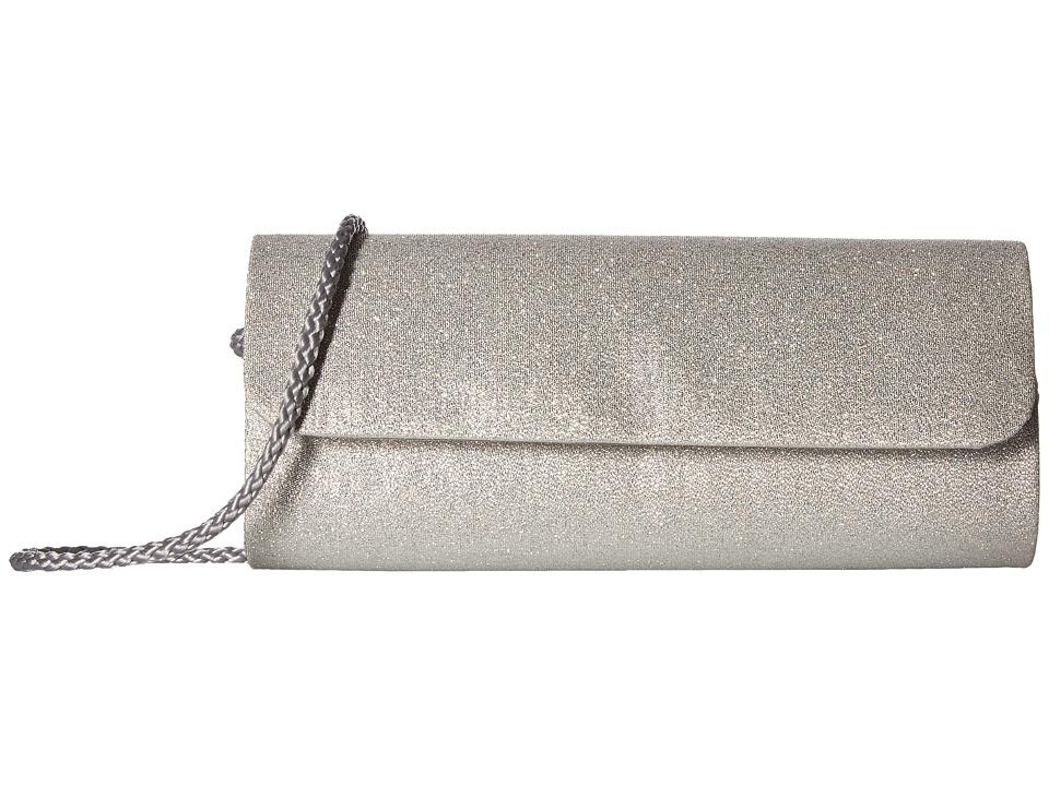 Touch Ups - Anita (Silver Glitter) Handbags