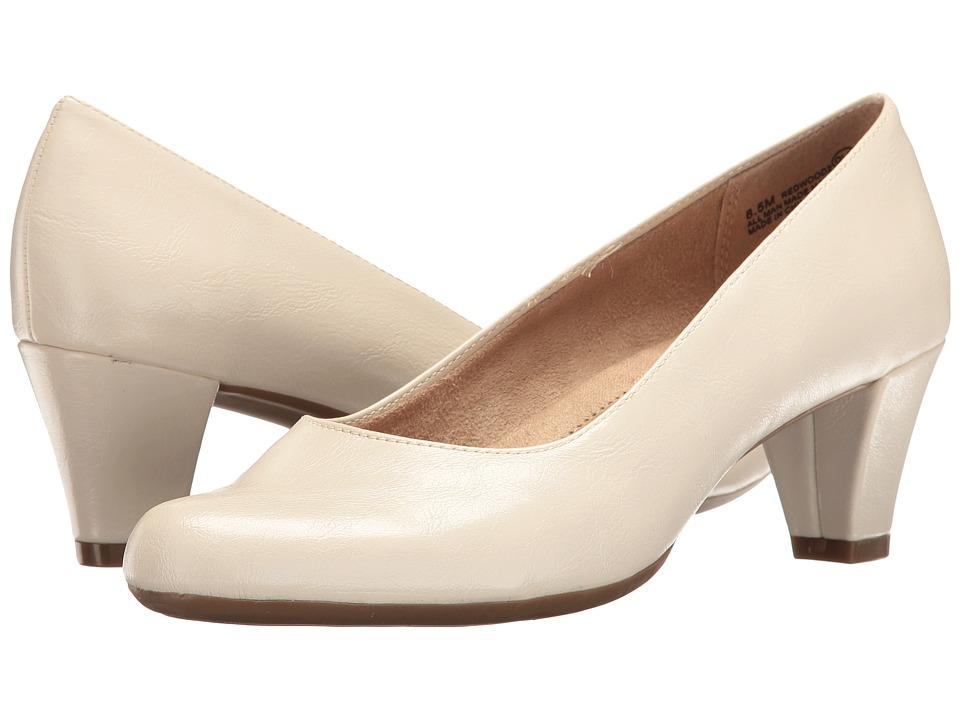 A2 by Aerosoles - Redwood 2 (Bone) Women's Shoes