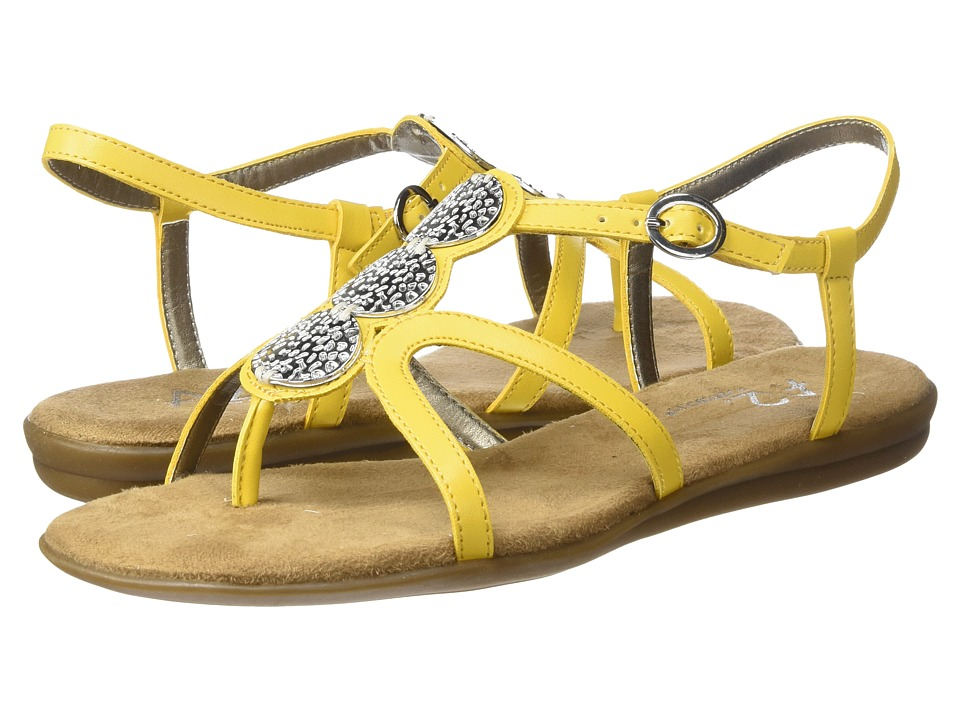 A2 by Aerosoles Country Chlub (Yellow) Women