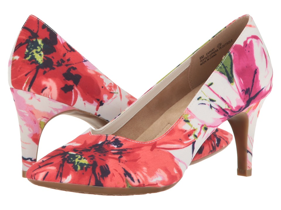 A2 by Aerosoles - Expert (Floral Combo) Women's Shoes
