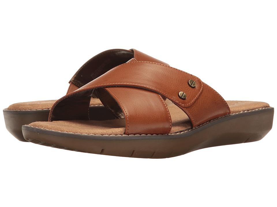 A2 by Aerosoles - Cool Breeze (Dark Tan) Women's Shoes