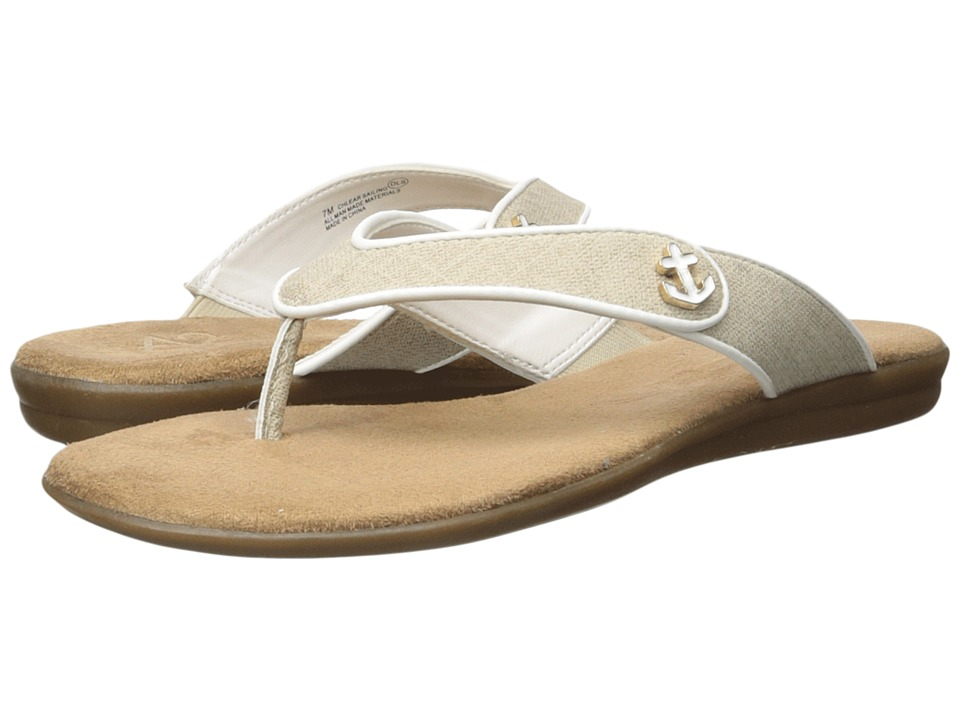 A2 by Aerosoles - Chlear Sailing (Tan) Women's Shoes