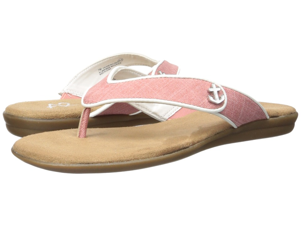 A2 by Aerosoles Chlear Sailing (Pink Combo) Women
