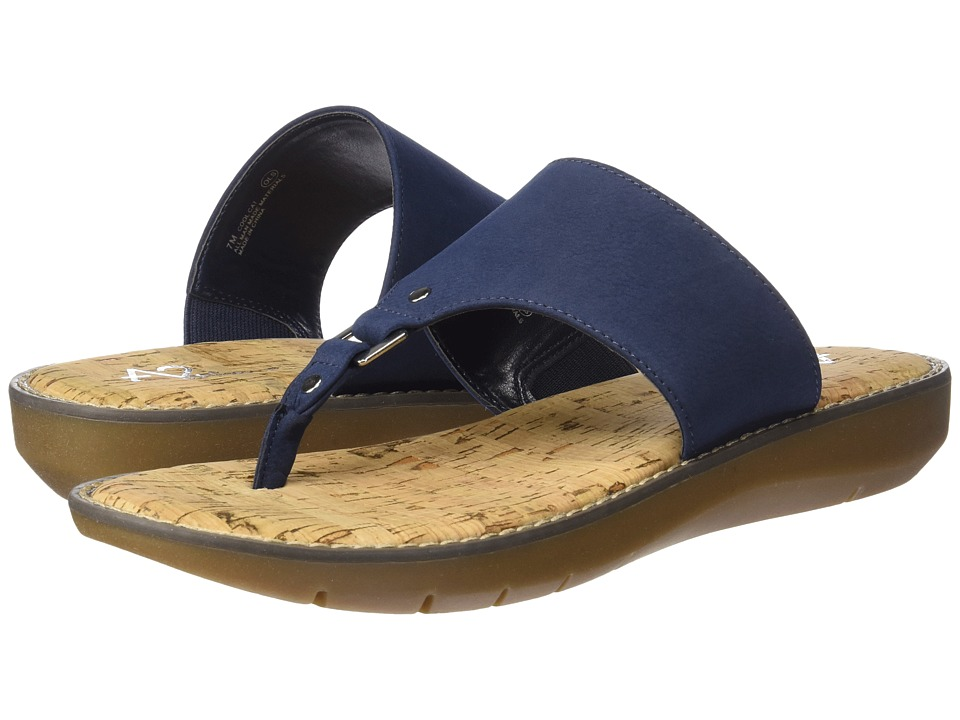 A2 by Aerosoles - Cool Cat (Navy) Women's Shoes