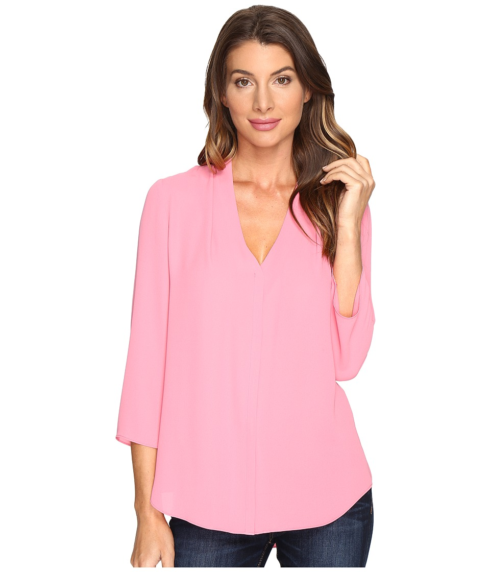 NYDJ - Origami Tunic (Bisou Pink) Women's Clothing