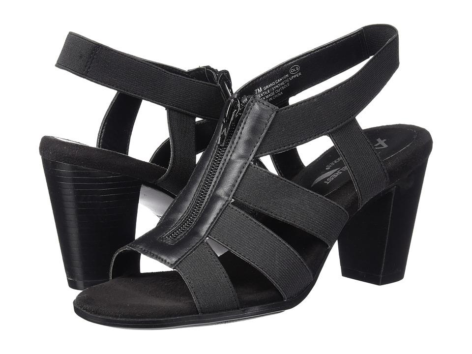 A2 by Aerosoles - Grand Canyon (Black) Women's Shoes