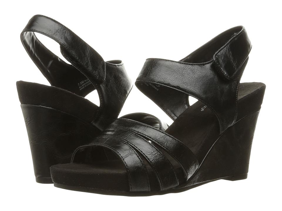 A2 by Aerosoles - Plush Day (Black) Women's Shoes
