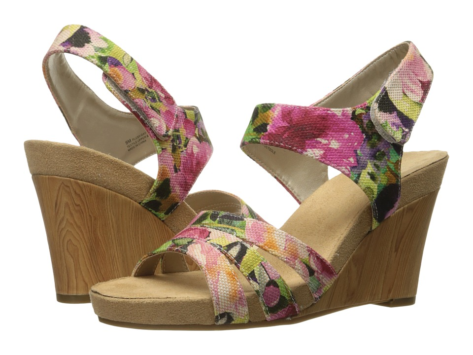A2 by Aerosoles Plush Day (Floral Combo) Women