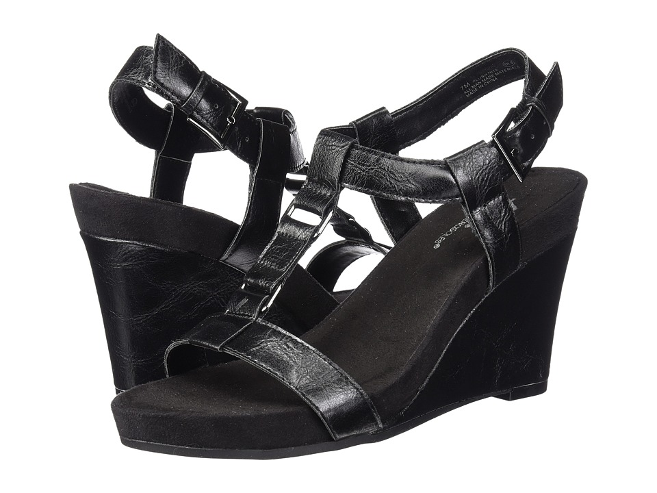 A2 by Aerosoles Plush Nite (Black) Women