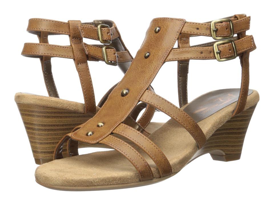 A2 by Aerosoles - Mayor (Dark Tan) Women's Shoes