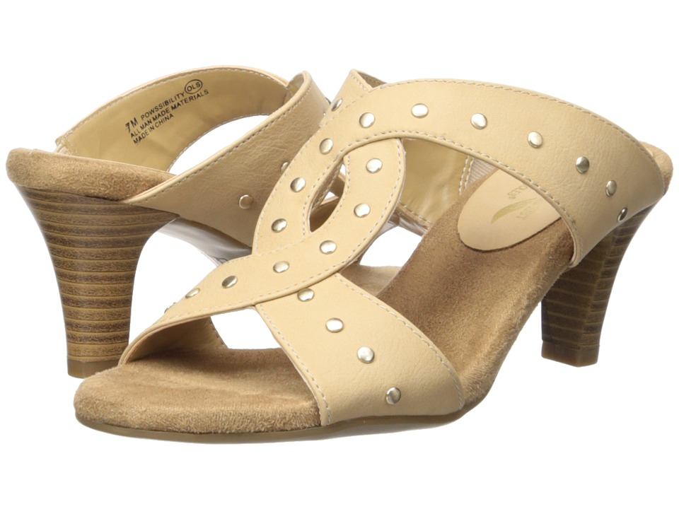 A2 by Aerosoles - Powssibility (Bone) Women's Shoes
