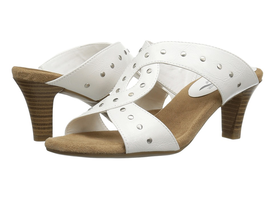 A2 by Aerosoles - Powssibility (White) Women's Shoes