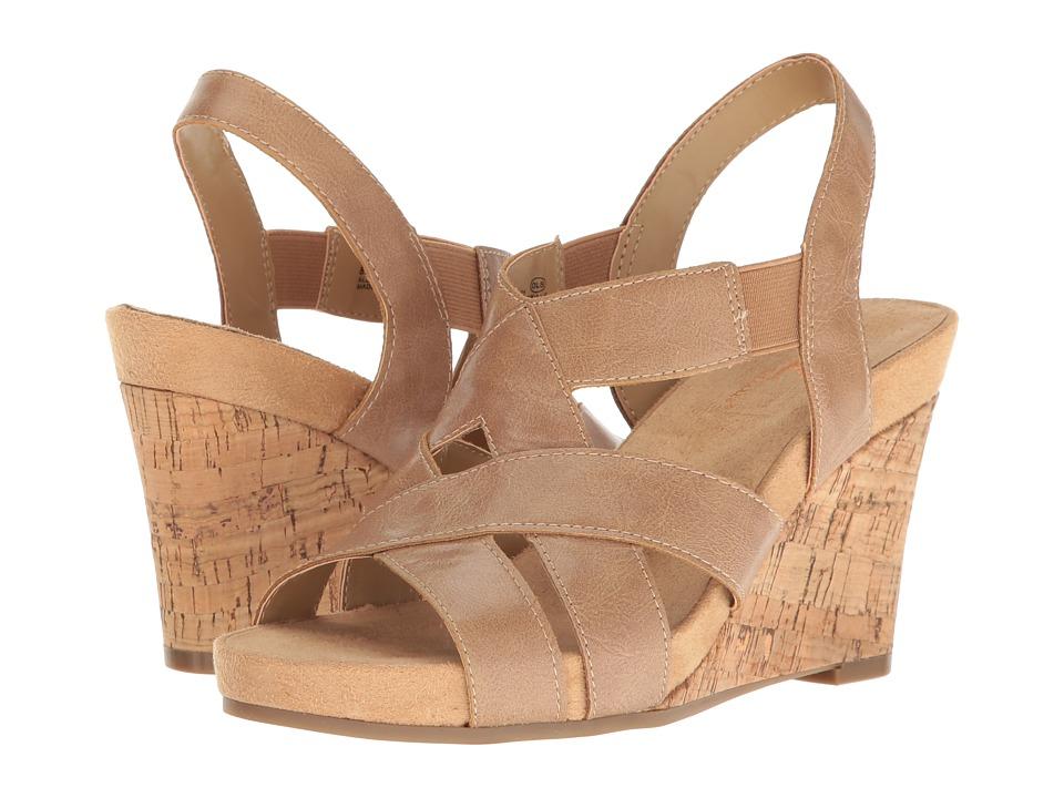 A2 by Aerosoles - Swim Plush (Nude) Women's Shoes