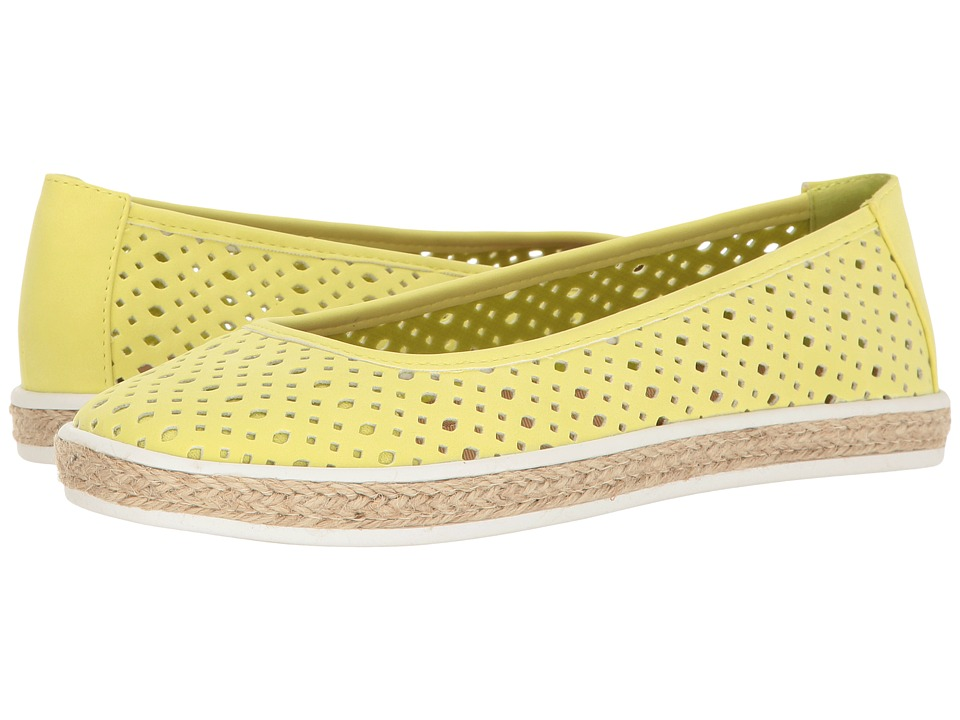 A2 by Aerosoles Trust Fund (Light Green Combo) Women