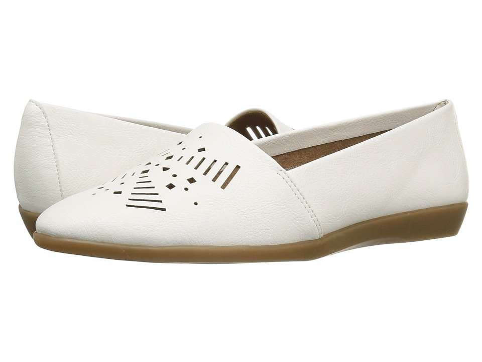 A2 by Aerosoles - Trend Right (White) Women's Shoes
