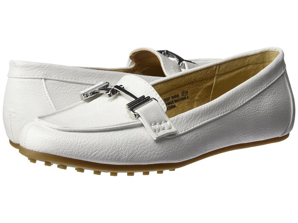 A2 by Aerosoles - Test Drive (White) Women's Shoes