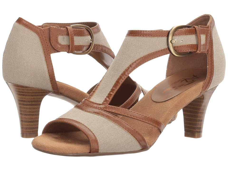 A2 by Aerosoles - Waterspowt (Tan Combo) Women's Shoes