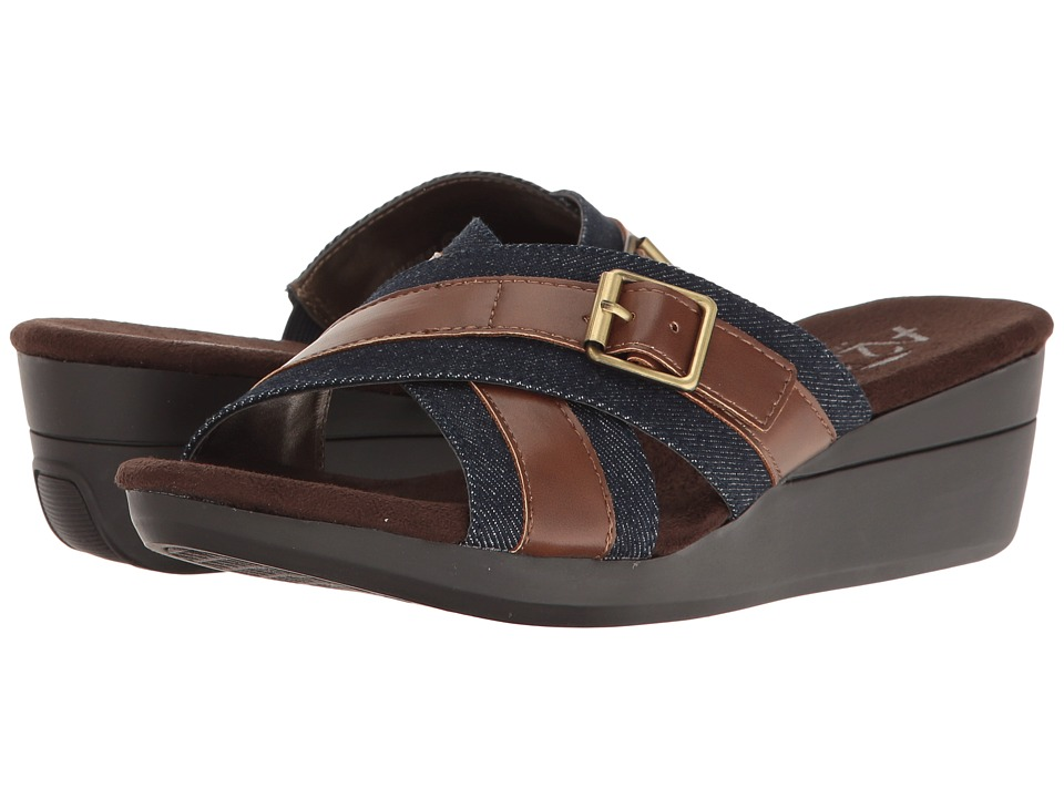 A2 by Aerosoles Florist (Denim Combo) Women
