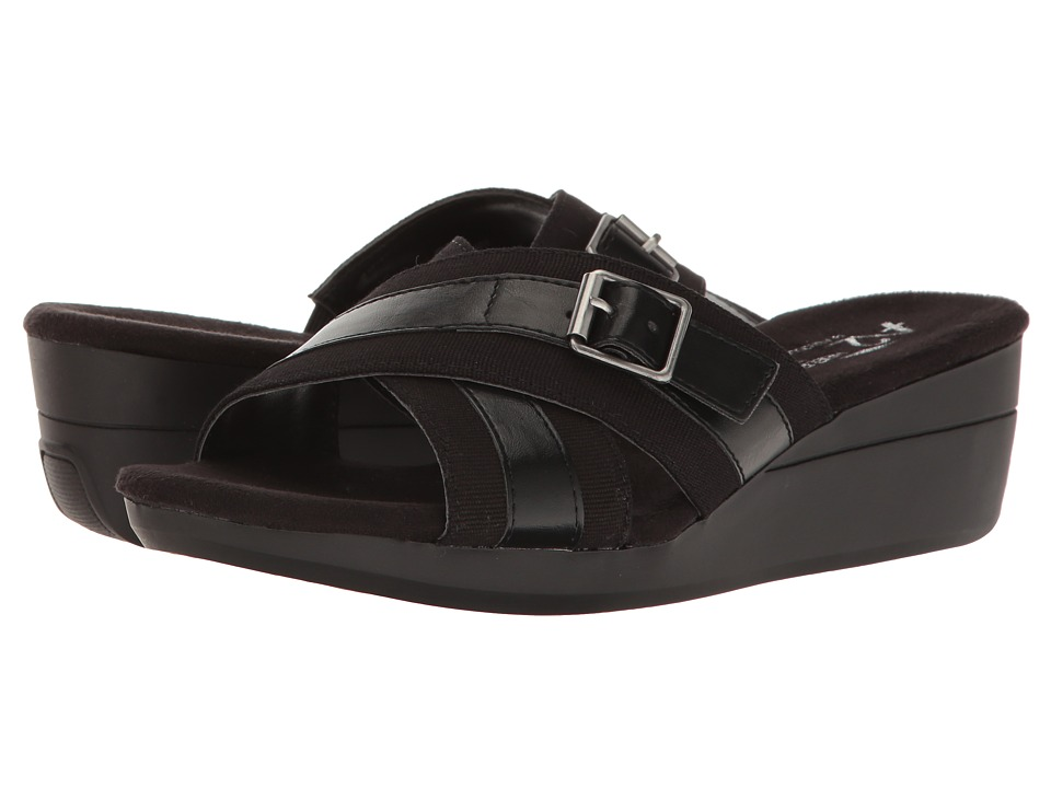 A2 by Aerosoles Florist (Black Combo) Women