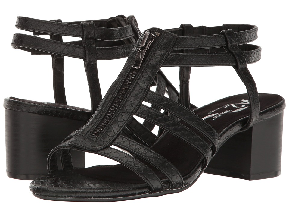 A2 by Aerosoles Mid Range (Black Snake) Women