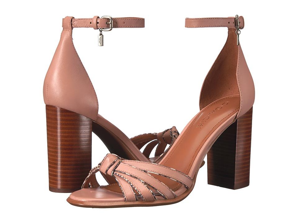 COACH - Kiki (Beechwood/Black/White) Women's Shoes