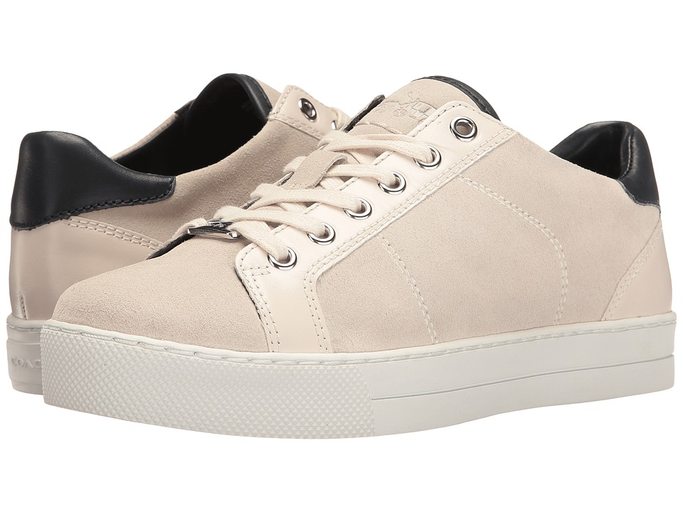 COACH - Paddy (Chalk/Midnight Navy) Women's Shoes