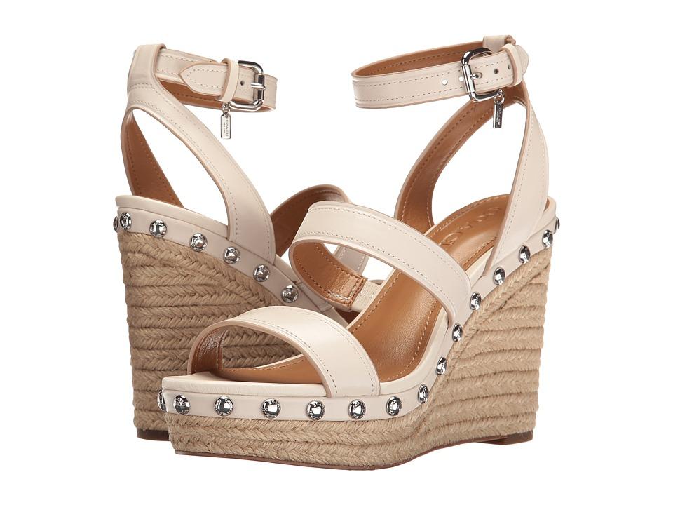 COACH - Darcy (Chalk) Women's Shoes