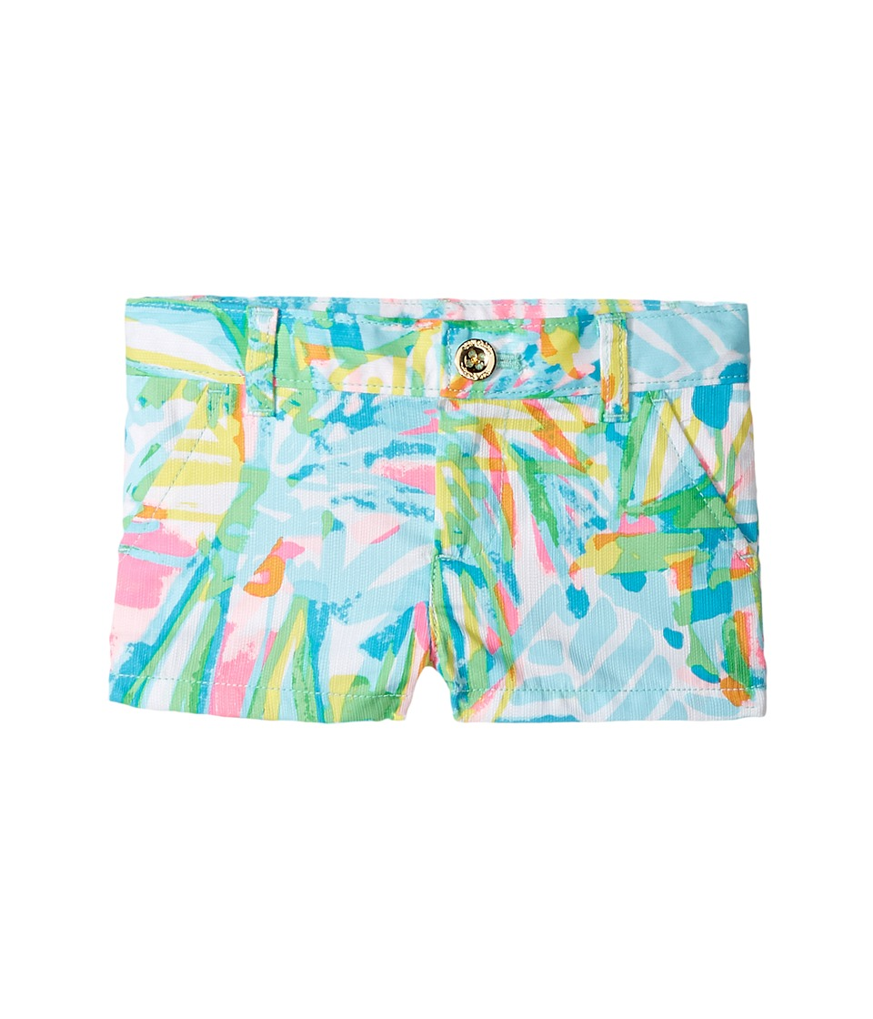 Lilly Pulitzer Kids - Mini Callahan Shorts (Toddler/Little Kids/Big Kids) (Multi Sea Salt and Sun) Girl's Shorts