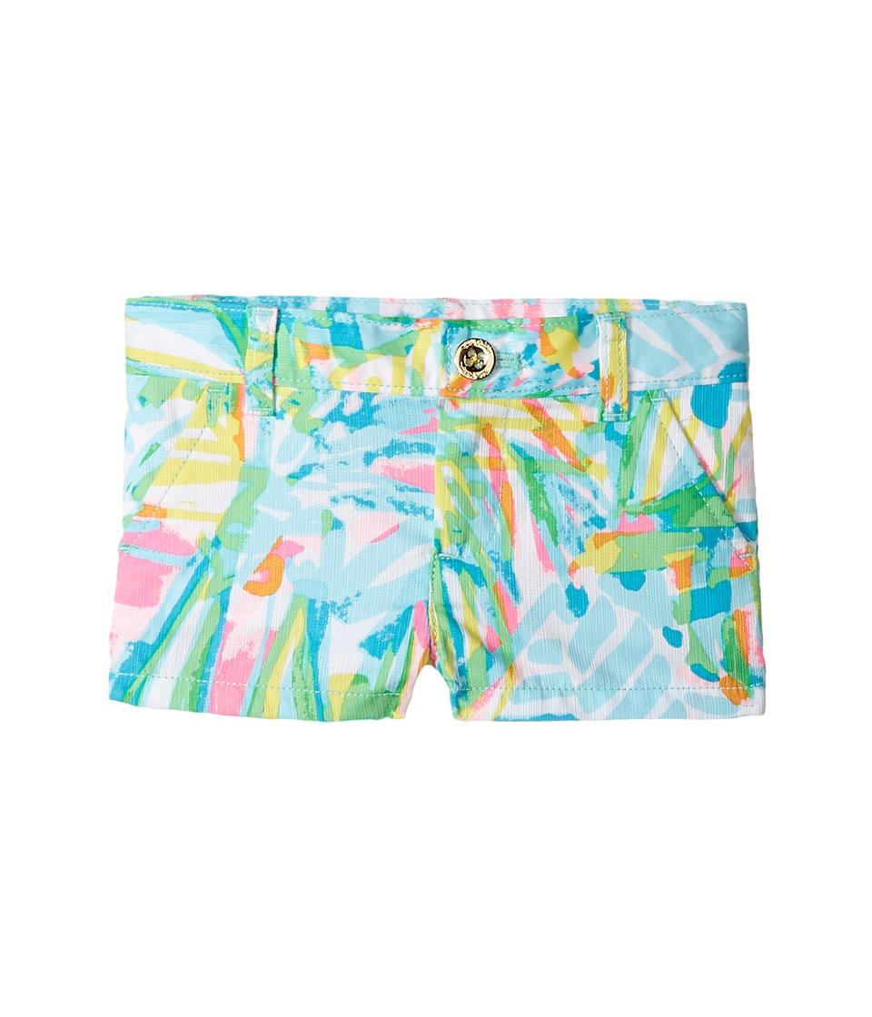 Lilly Pulitzer Kids - Mini Callahan Shorts (Toddler/Little Kids/Big Kids) (Multi Sea Salt and Sun) Girl's Shorts