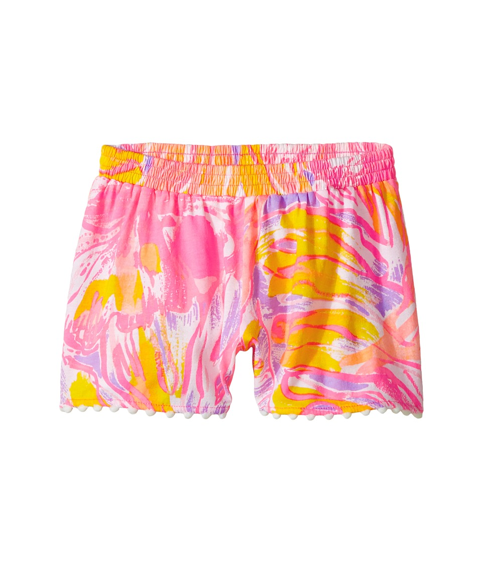 Lilly Pulitzer Kids - Arnita Shorts (Toddler/Little Kids/Big Kids) (Multi Sun Splashed) Girl's Shorts