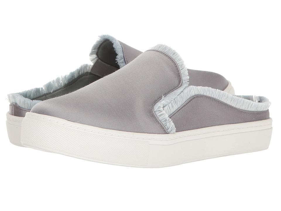 Dirty Laundry Jaxon Satin Mule Sneaker (Silver) Women
