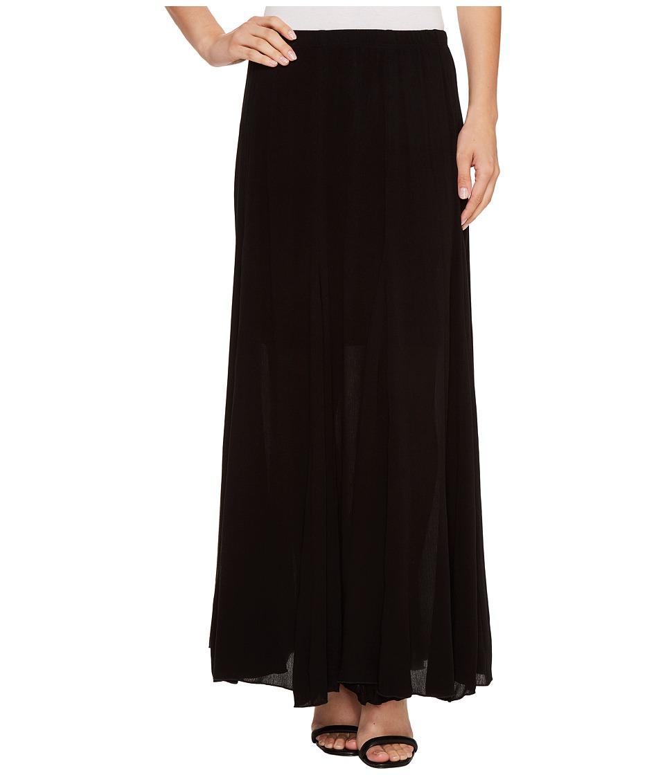 Karen Kane - Maxi Skirt (Black) Women's Skirt