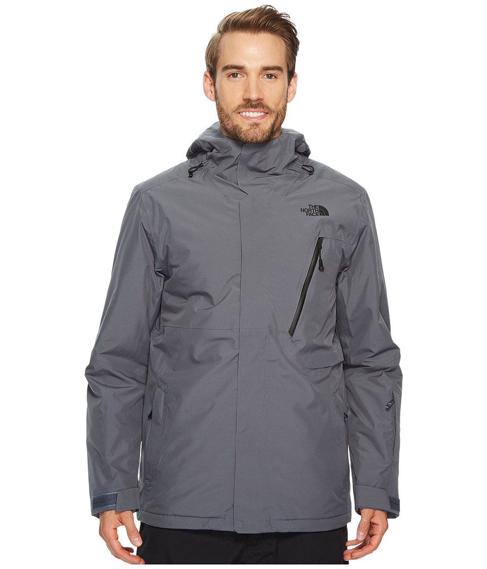 The North Face Descendit Jacket (Turbulence Grey) Men