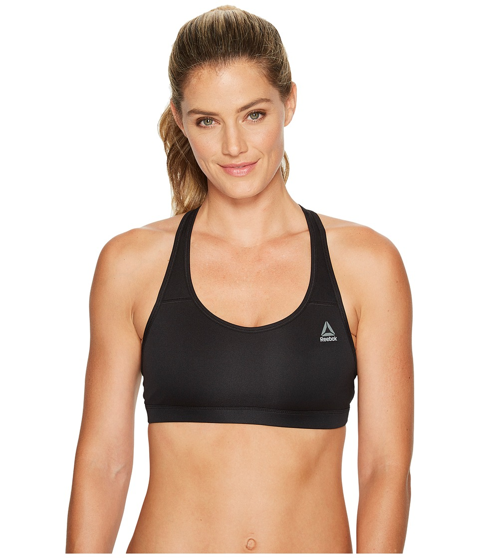Reebok Speedwick Bra (Black) Women