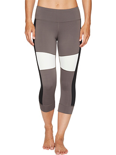 3/4 Color Block Tights by Reebok
