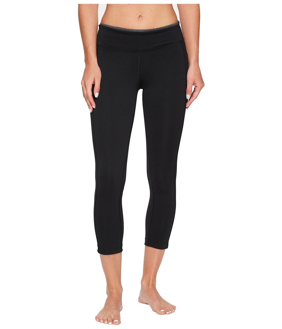 Reebok Speedwick 3/4 Tights (Black) Women