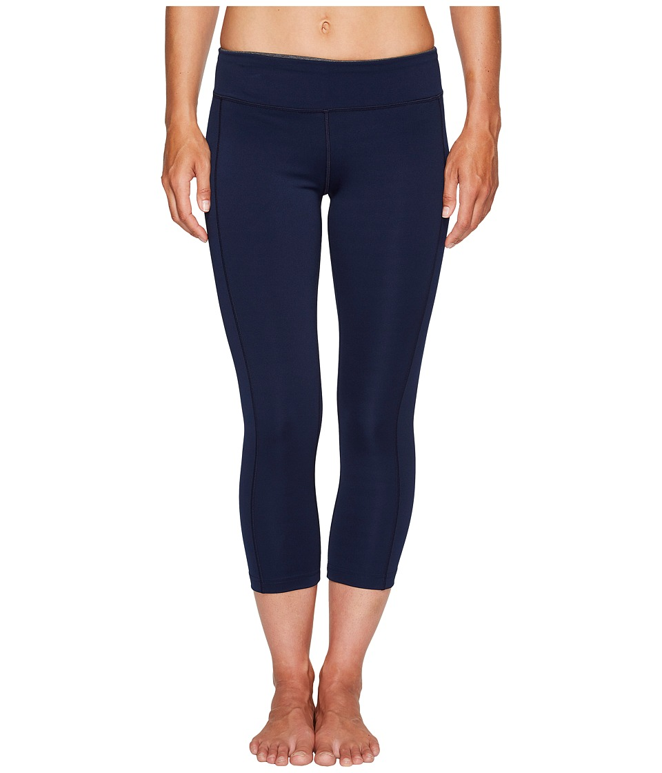 Reebok Speedwick 3/4 Tights (Collegiate Navy) Women