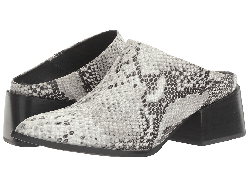 Sol Sana - Camille Mule (Snake) Women's Shoes