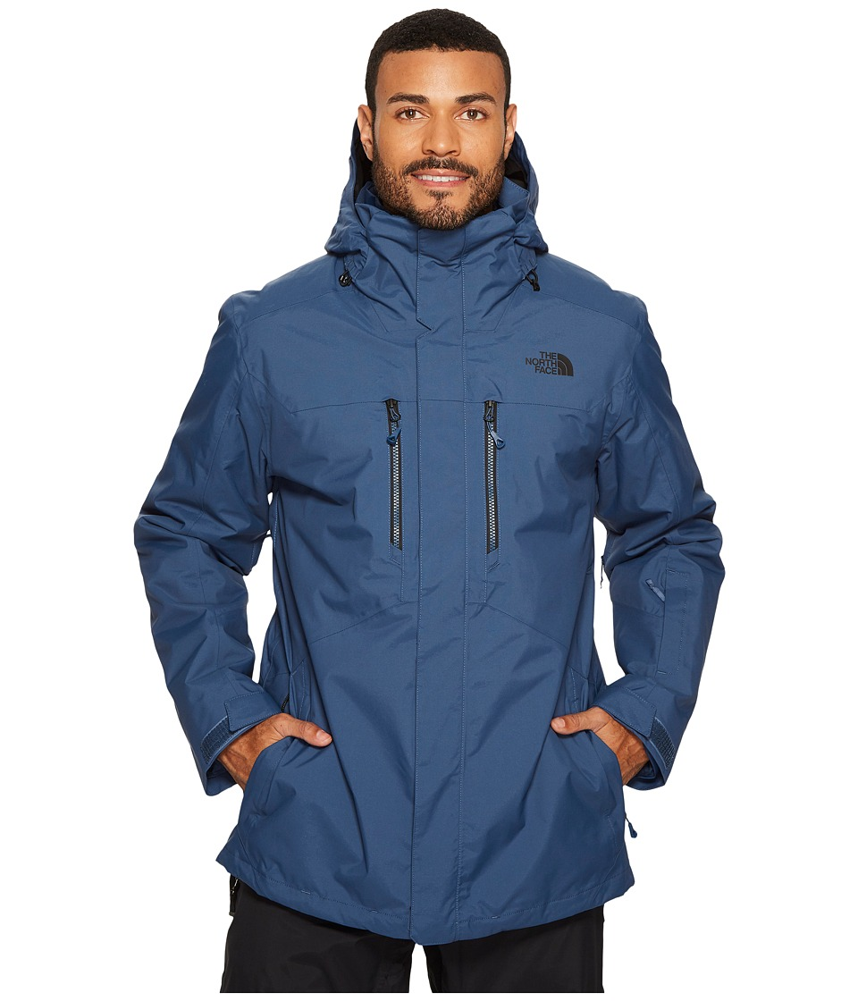 The North Face Clement Triclimate Jacket (Shady Blue) Men