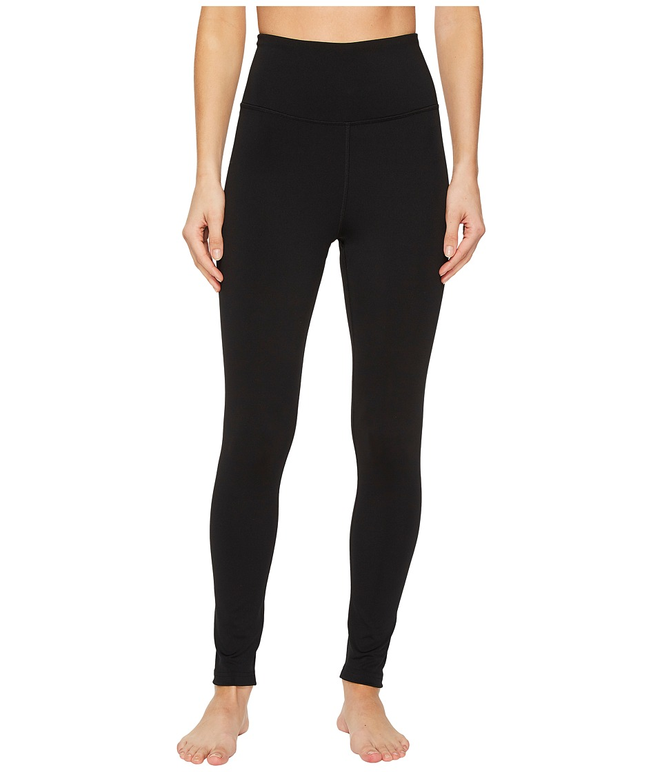 Reebok - Speedwick High Waist Tights (Black) Women's Workout