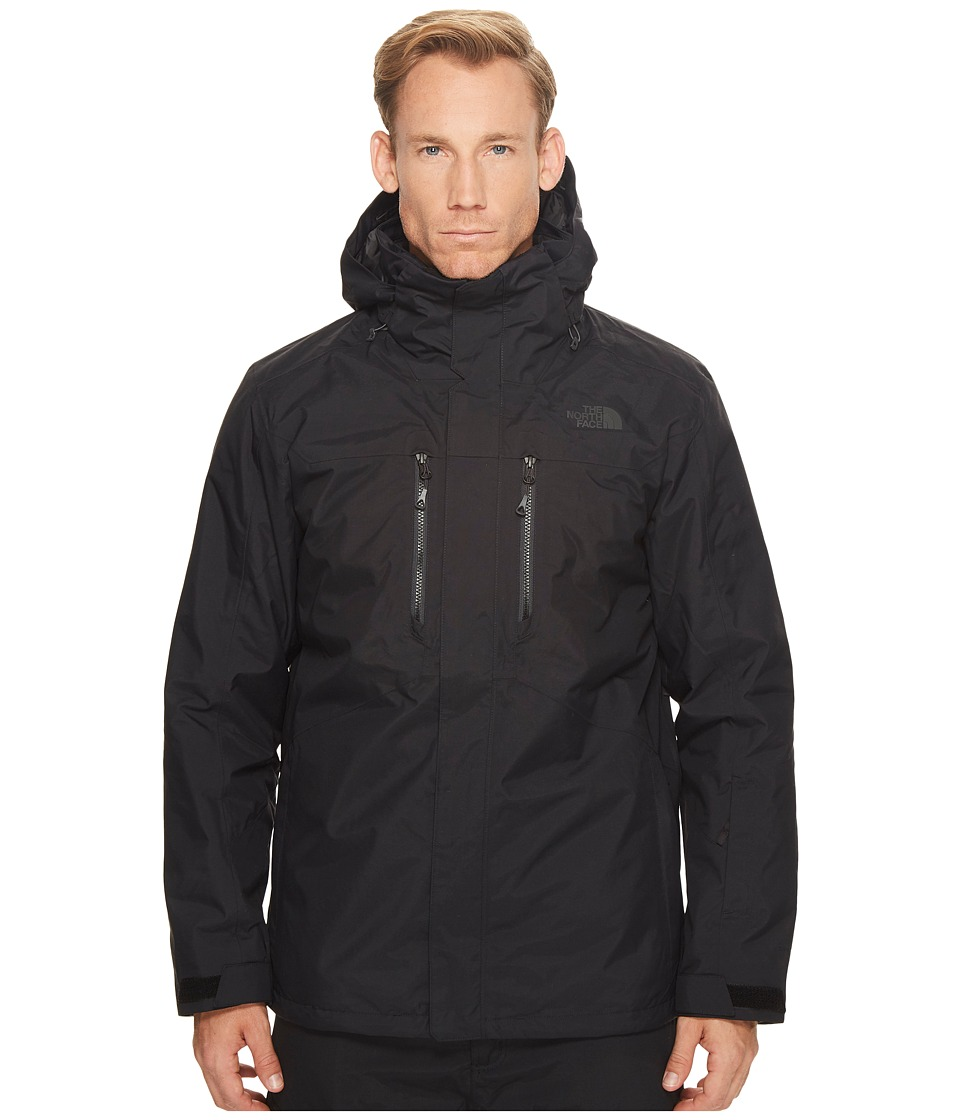 The North Face Clement Triclimate Jacket (TNF Black 1) Men