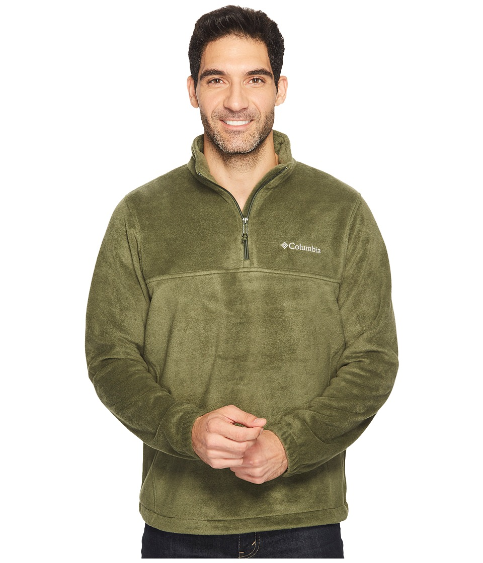Columbia - Steens Mountain Half Zip (Surplus Green) Men's Coat