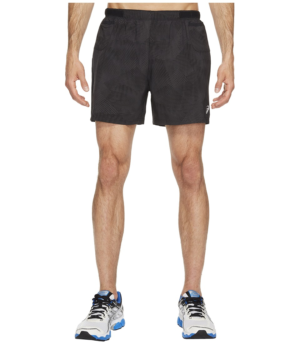 ASICS - Distance 5 Shorts (Everest Atmosphere/Performance Black) Men's Shorts