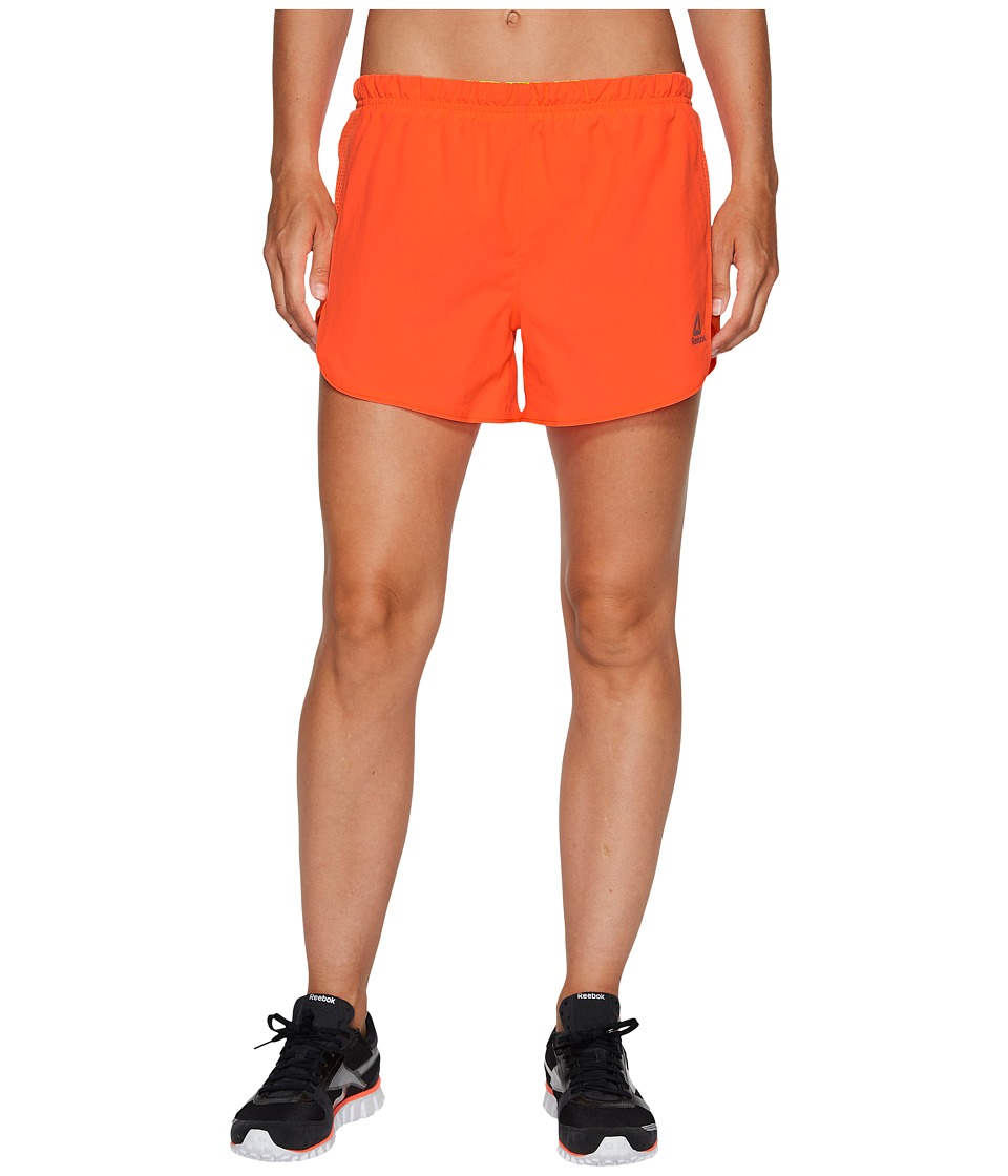Reebok - Running 4in Shorts (Guava Punch) Women's Shorts