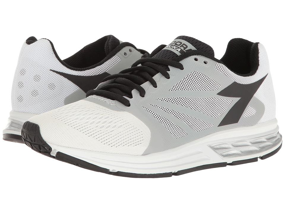 Diadora - Kuruka Hip (White/Black) Women's Shoes